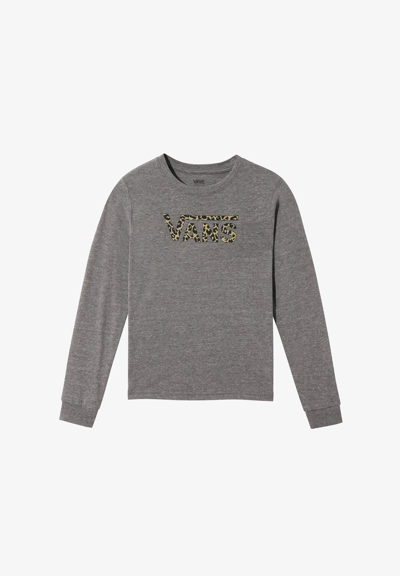 Vans - Print T-shirt - grey heather