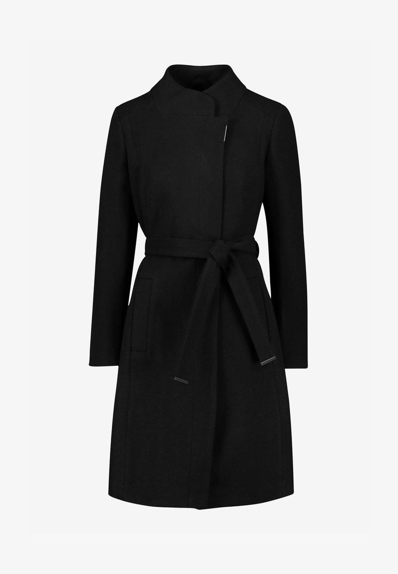 Next - Classic coat - black