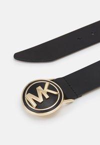 MICHAEL Michael Kors - SOLID - Cinturón - black - 1