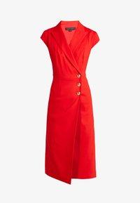 Escada - DHANA - Sukienka koszulowa - red ruby - 3