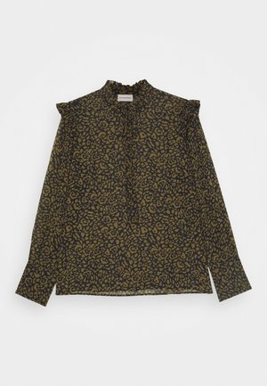 WILLOW - Bluse - hunt