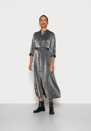 SLFELKE FLORENTA ANKLE DRESS  - Maxi dress - black