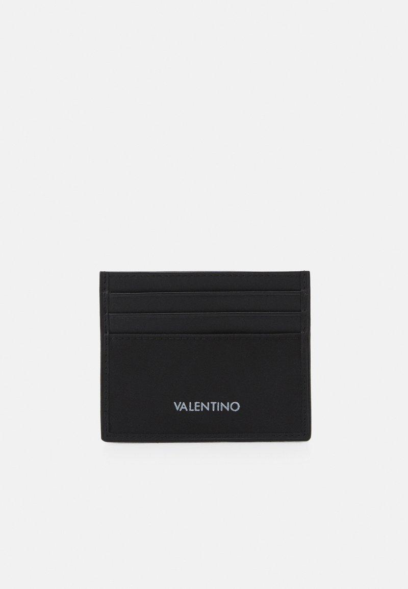 Valentino Bags - KYLO CREDIT CARD CASE UNISEX - Lompakko - nero