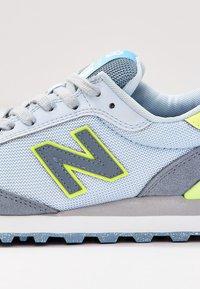New Balance - Trainers - grey - 5