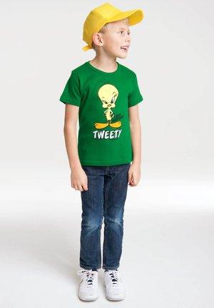 LOONEY TUNES-TWEETY - Print T-shirt - green