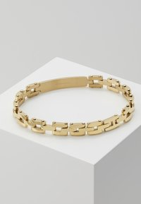 Guess - CENTRAL TAG CHAIN - Pulsera - gold-coloured - 3
