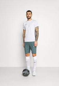 Nike Performance - FC ELITE SHORT - Korte broeken - hasta/dark teal green/white - 1