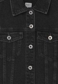 Pepe Jeans - NICOLE  - Jeansjacke - black denim - 2
