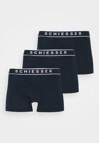 3PACK Boxershorts Organic Cotton - 95/5  - Underkläder - dunkelblau