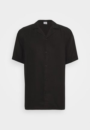 KIRBY - Skjorta - washed black