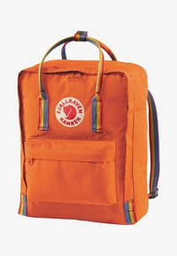 Fjällräven - Rucksack - burnt orange/rainbow - 0