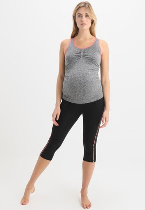 ACTIVE KIT SET - Leggings - black/grey