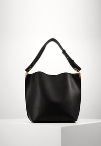 Pieces - PCGLAMMIA SHOPPER KEY - Handbag - black - 1