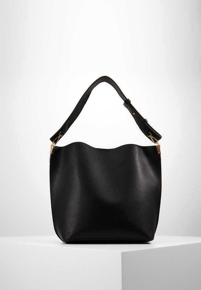 PCGLAMMIA SHOPPER KEY - Handbag - black