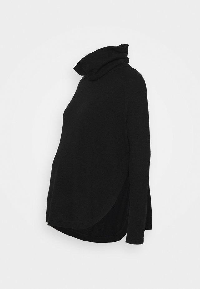 ROTONDA - Pullover - black