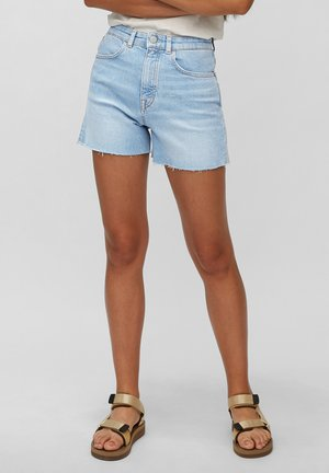 Denim shorts - multi/vintage light blue