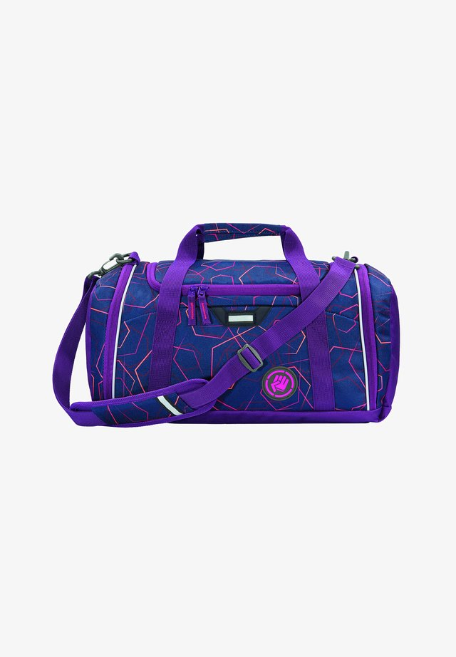 SPORTERPORTER - Sports bag - laserbeam plum