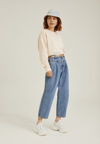 Levi's® - 80'S BALLOON LEG - Vaqueros boyfriend - light-blue denim - 1