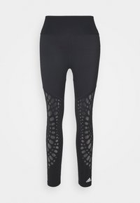 adidas Performance - POWER 7/8 - Leggings - black - 6