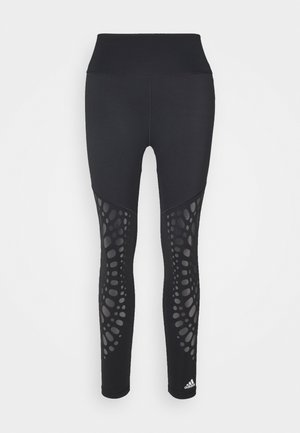 POWER 7/8 - Tights - black
