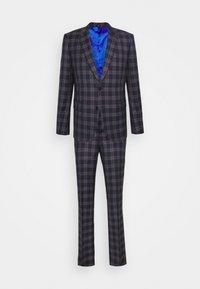 Paul Smith - TAILORED FIT BUTTON SUIT - Costume - dark blue - 0