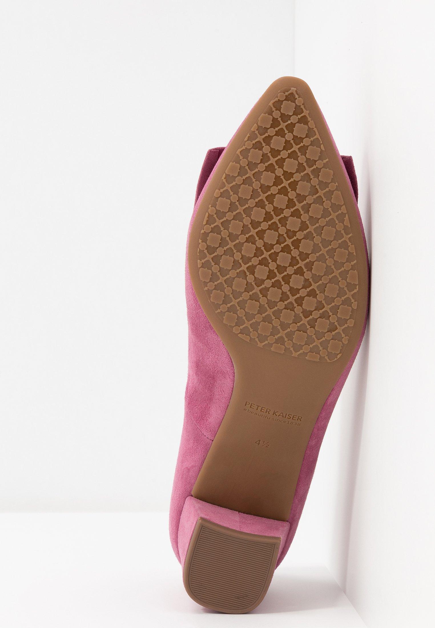Peter Kaiser BLIA - Escarpins - cassis - Chaussures à talons femme Qualité