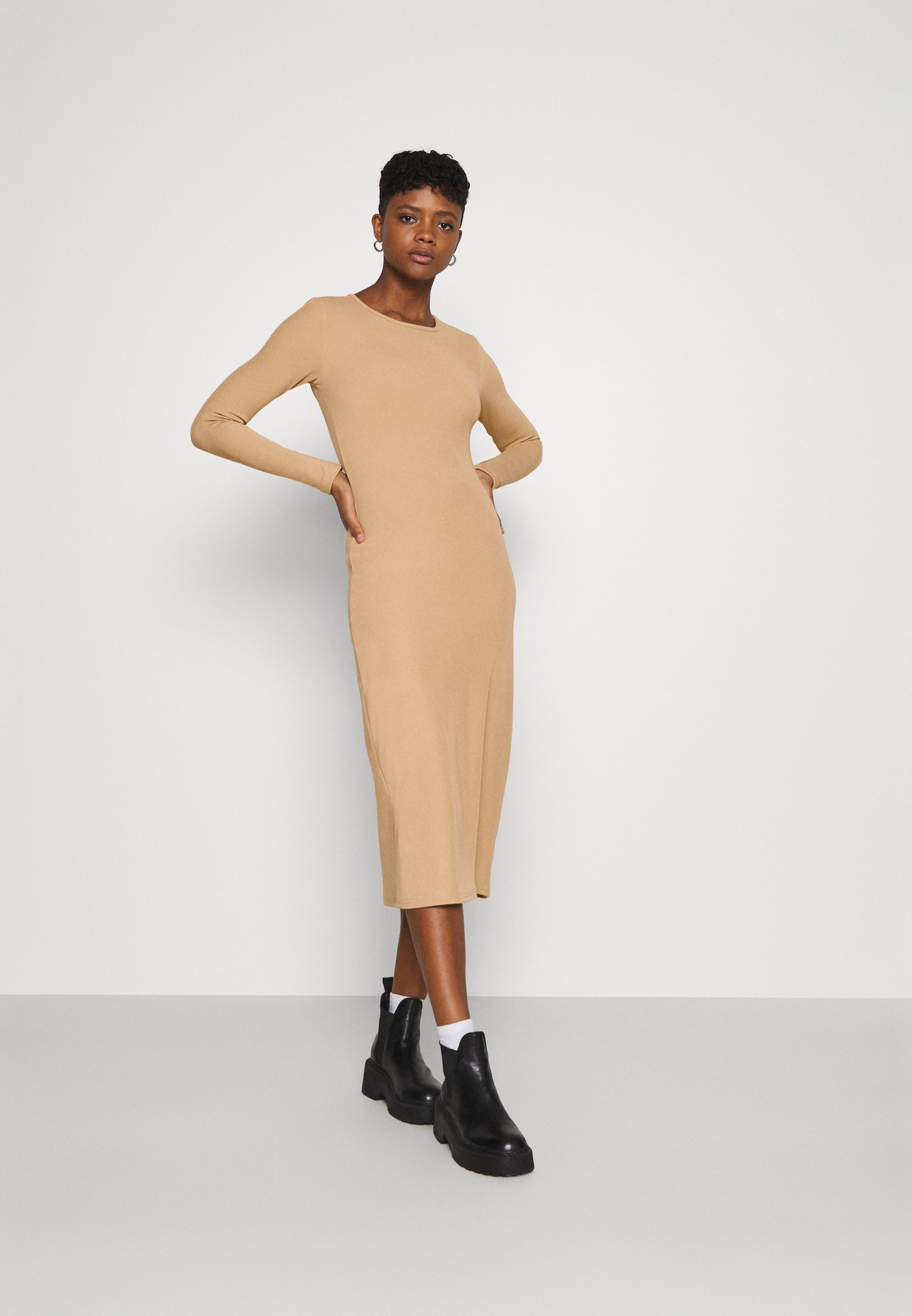 Women YASZULLY MIDI DRESS - Jumper dress