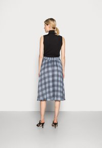 Mos Mosh - BELINI VICE SKIRT - A-line skirt - ombre blue - 2
