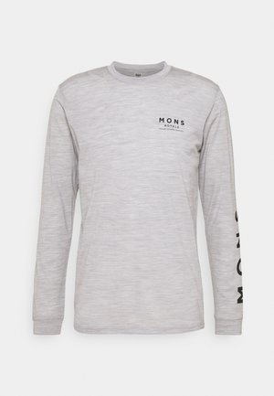 ICON - Langarmshirt - grey marl