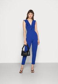 WAL G. - Jumpsuit - cobalt blue - 2