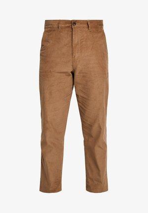 HAWTIN - Trousers - truffle