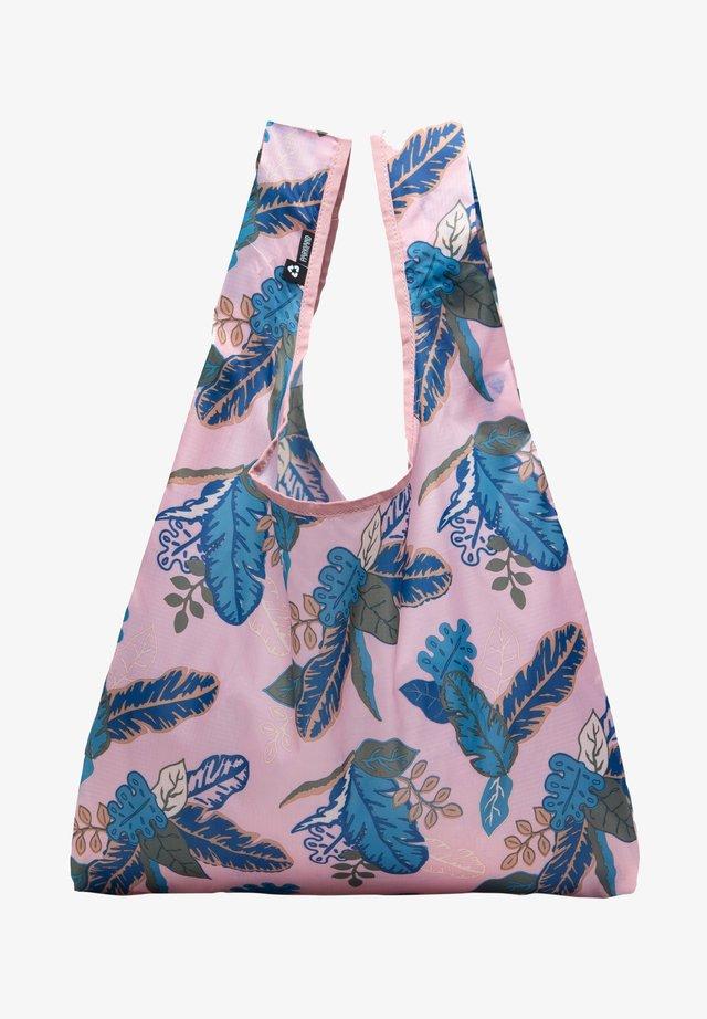 Tote bag - jungle blush