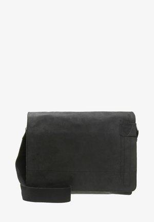 RICHMOND - Across body bag - schwarz