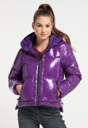 Winter jacket - lila