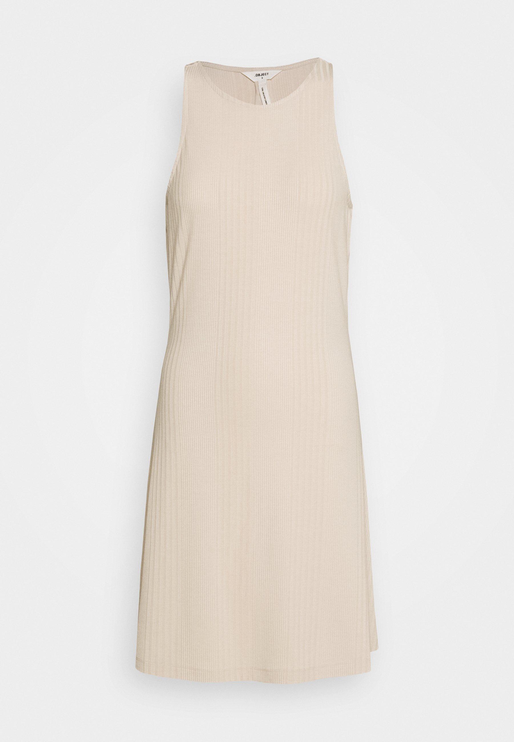 Women OBJCELIA SHORT DRESS - Day dress