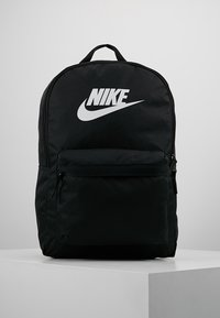 Nike Sportswear - HERITAGE - Ryggsäck - black/white - 0