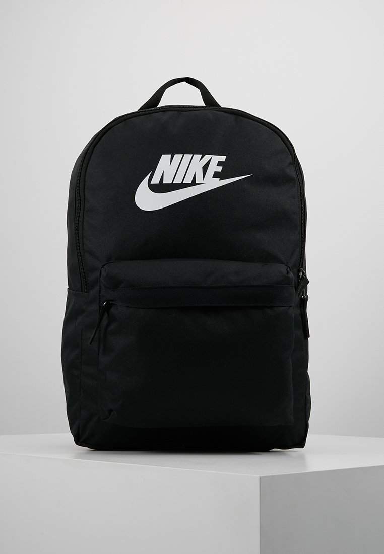 Nike Sportswear - HERITAGE - Ryggsäck - black/white