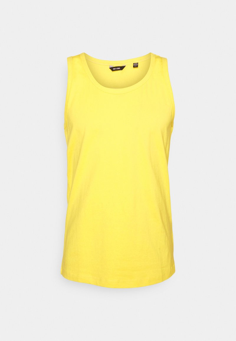 Only & Sons - ONSPIECE RELAXED TANK - Top - celandine