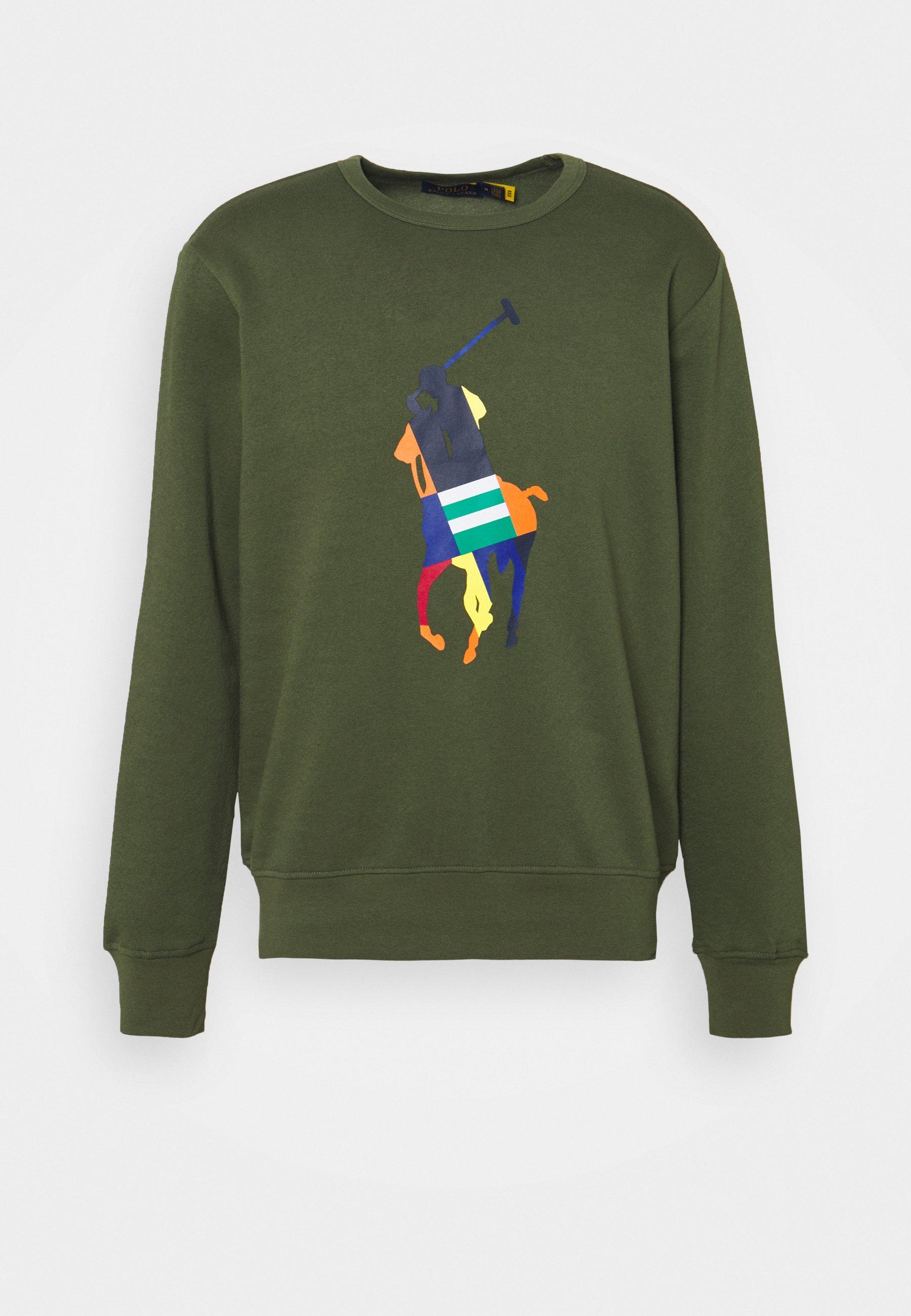Men BIG PONY FLEECE SWEATSHIRT - Sweatshirt
