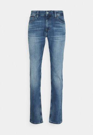 SCANTON SLIM - Jeans Slim Fit - portobello mid blue comfort