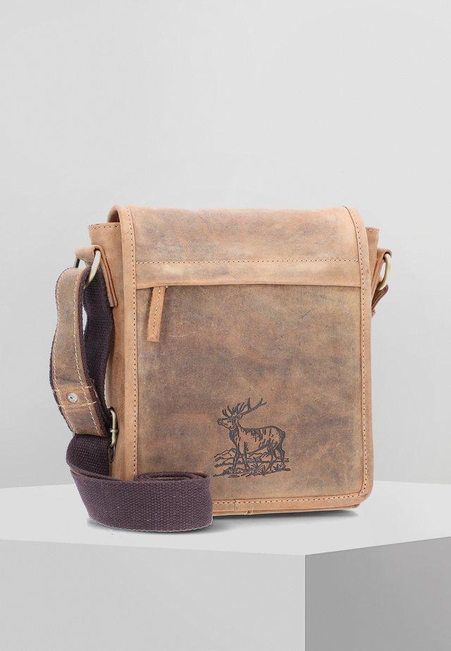 VINTAGE ORIGINAL - Schoudertas - brown