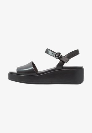 MISIA - Platform sandals - black