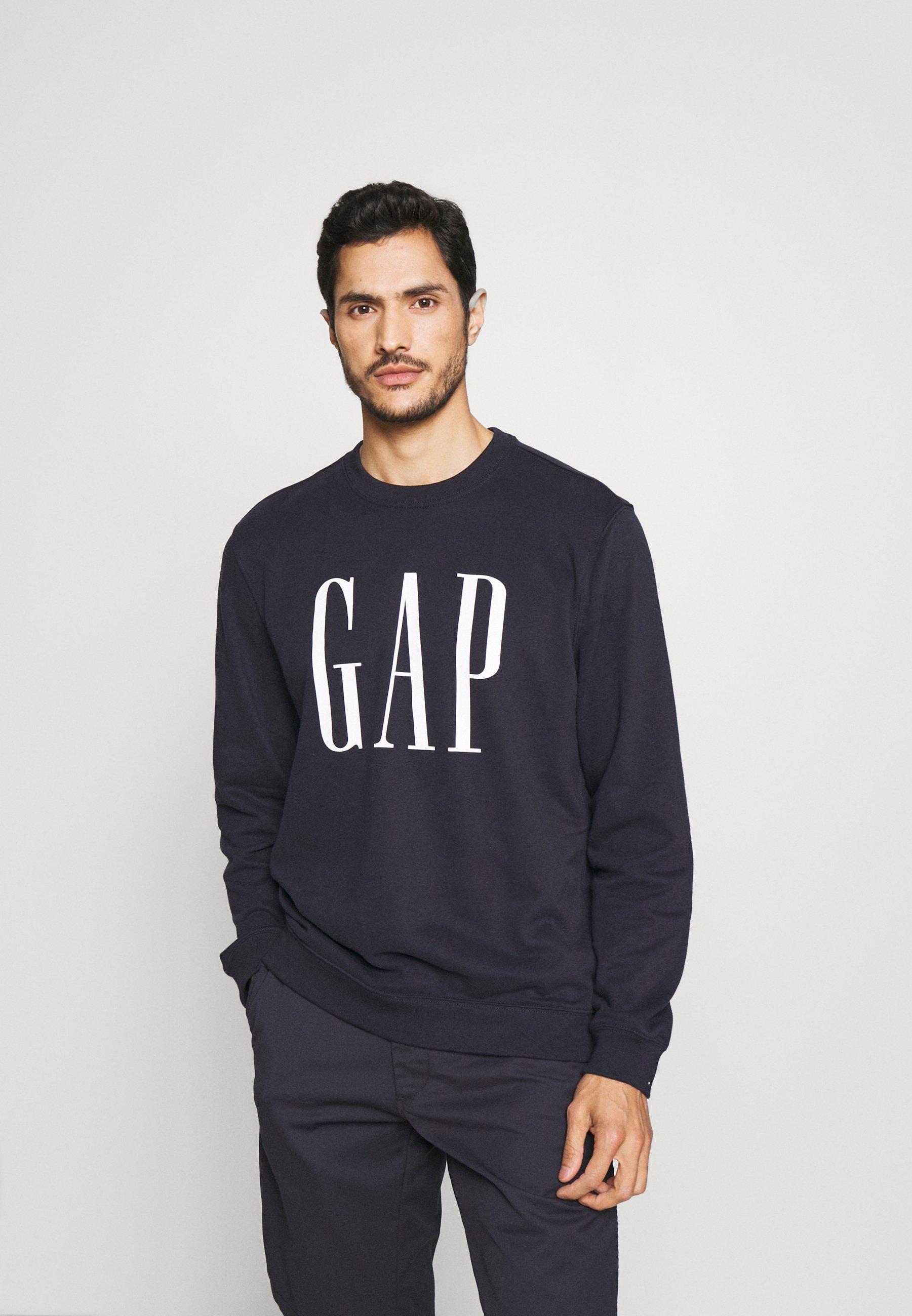 Homme FASHION LOGO CORP CREW - Sweatshirt