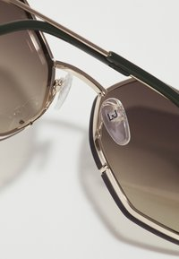 LIU JO - Sunglasses - shiny gold - 2