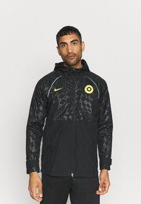 Nike Performance - CHELSEA LONDON  - Club wear - black/opti yellow - 0
