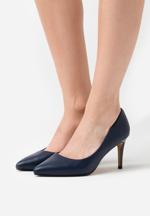 FANNY - Klassiske pumps - navy