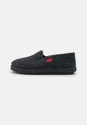 UNISEX - Pantoffels - black