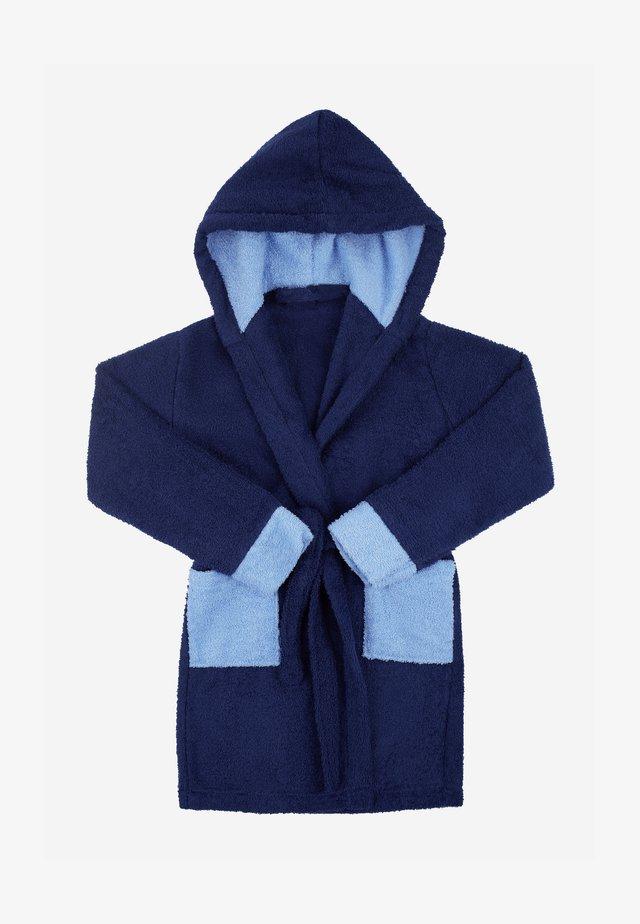 Badjas - navy/blue