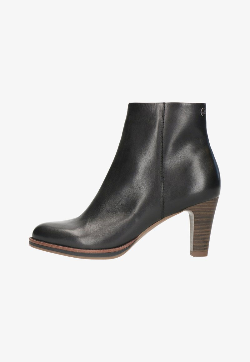 Manfield - Classic ankle boots - schwarz