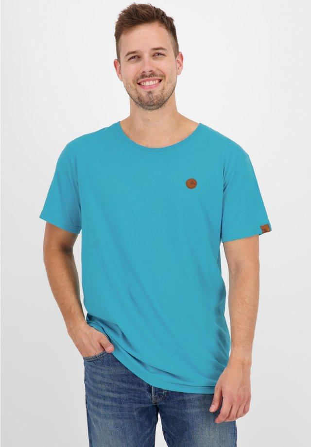 MADDOXAK - Basic T-shirt - pool